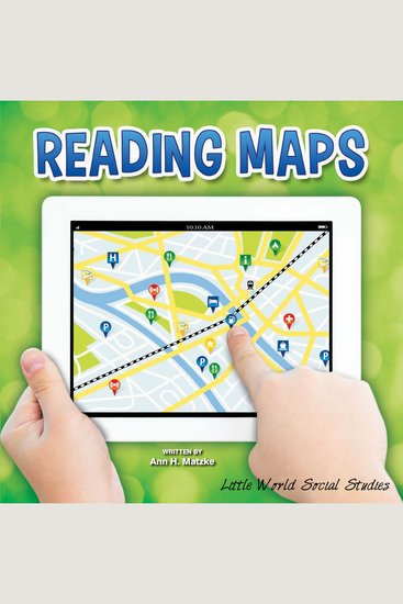 Reading Maps - cover