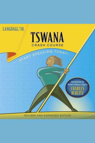 Tswana Crash Course - cover