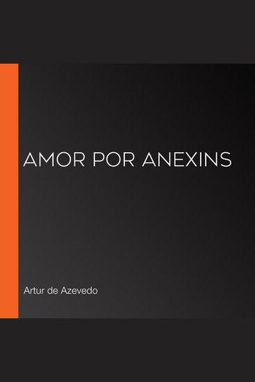 Amor por Anexins - cover