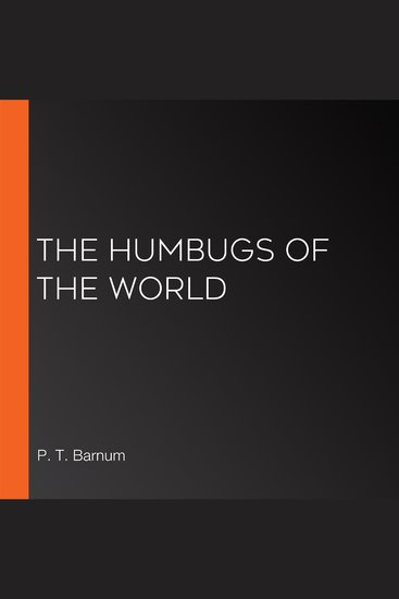 The Humbugs of the World - cover