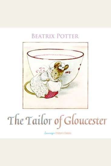 The Tailor of Gloucester - cover