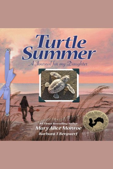 Turtle SummerA Journal for my Daughter - cover