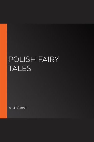 Polish Fairy Tales - cover