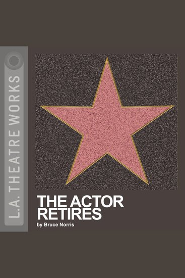 The Actor Retires - cover