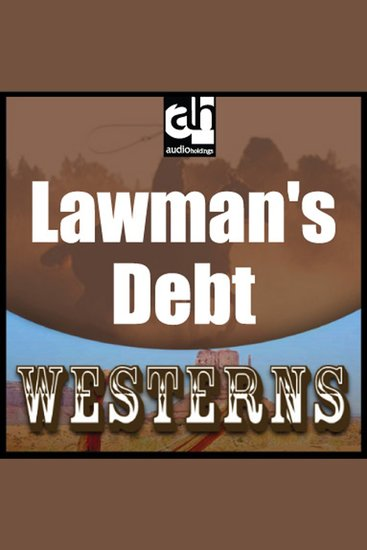 Lawman's Debt - cover