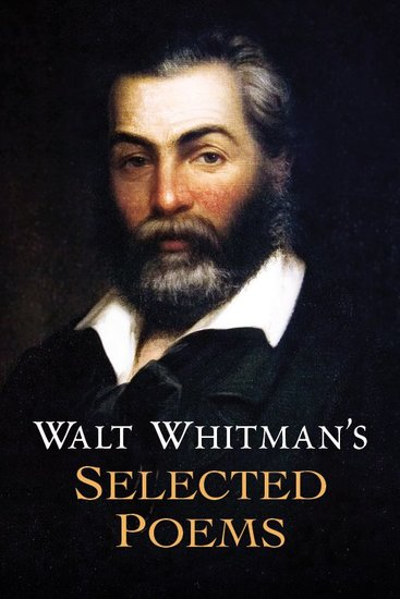 Walt Whitman's Selected Poems - cover