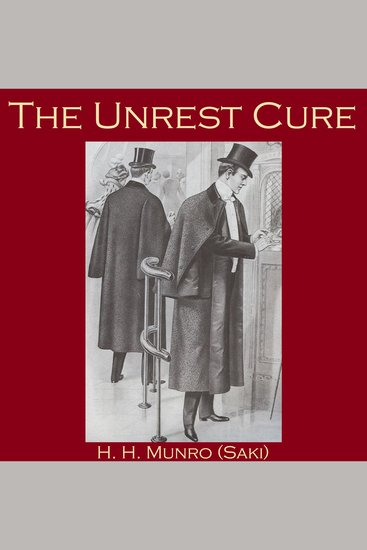 The Unrest Cure - cover