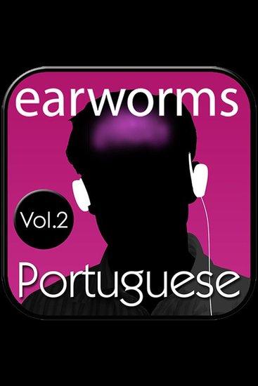 Rapid Portuguese Vol 2 - European Edition - cover