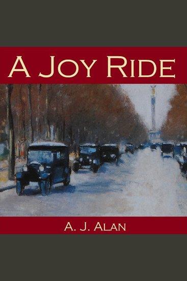 A Joy Ride - cover