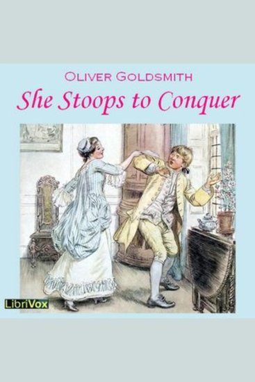 She Stoops to Conquer - cover