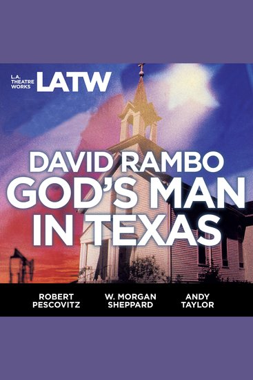 God's Man in Texas - cover