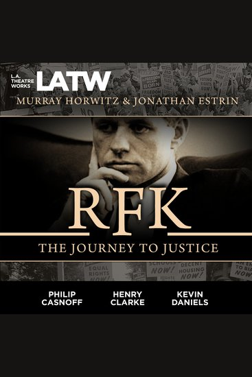 RFK - The Journey to Justice - cover