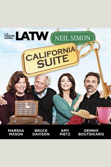 California Suite - cover