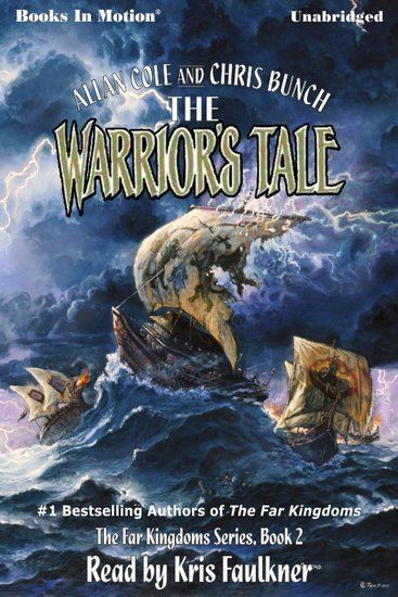 The Warriors Tale - cover