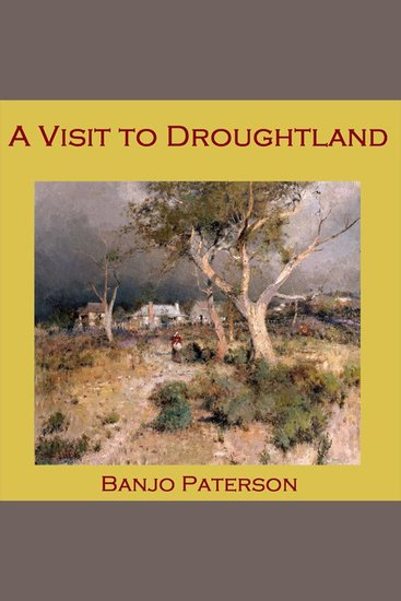 A Visit to Droughtland - cover