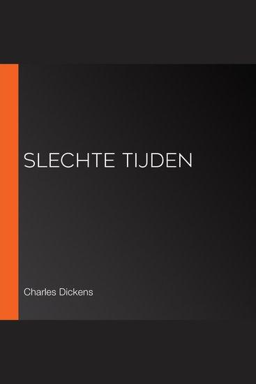 Slechte Tijden - cover