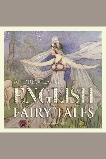 English Fairy Tales Volume 1 - cover