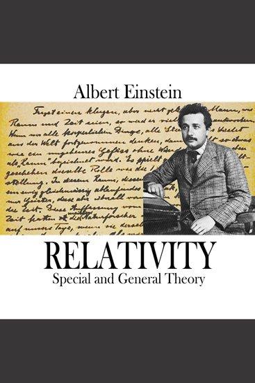 Relativity of Einstein - cover