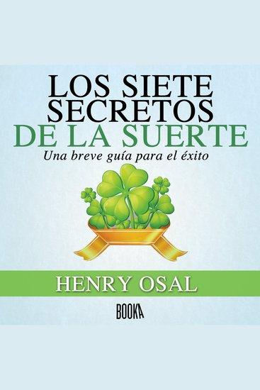 Los 7 Secretos De La Suerte - cover
