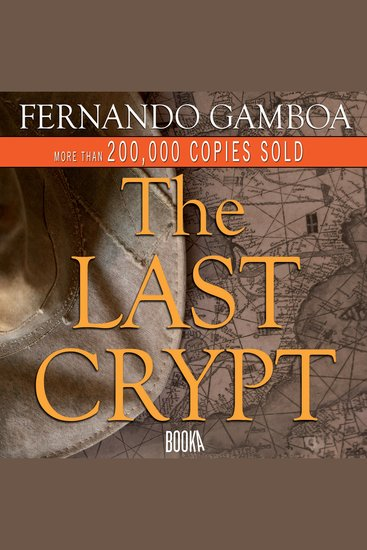 The Last Crypt - cover