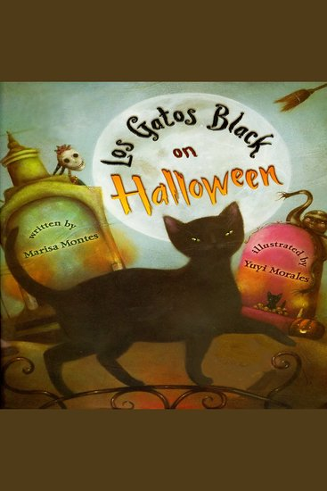 Los Gatos Black on Halloween - cover