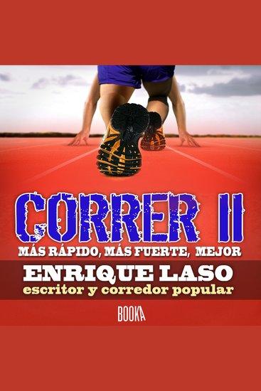 Correr ( Ii ) - cover