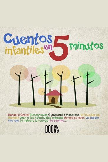 Cuentos Infantiles En 5 Minutos - cover