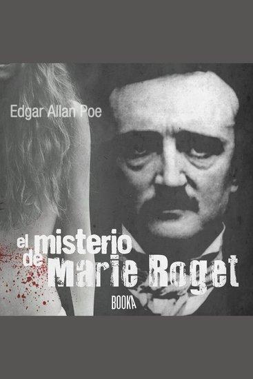 El Misterio De Marie Roget - cover