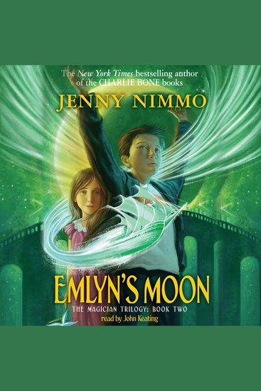 Emlyn's Moon - cover