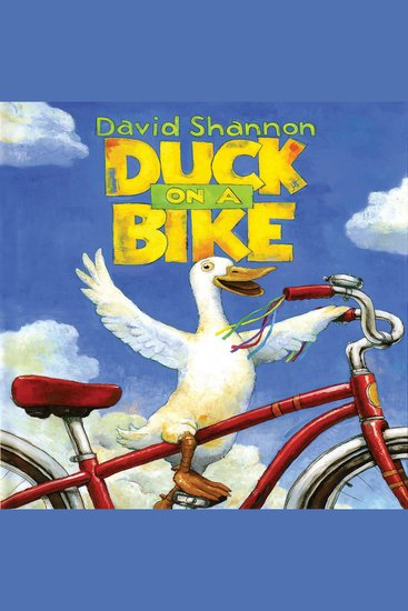 Duck on a Bike - cover