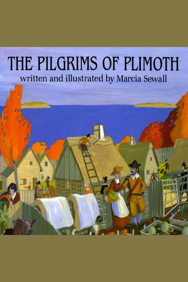 Pilgrims Of Plimoth - cover