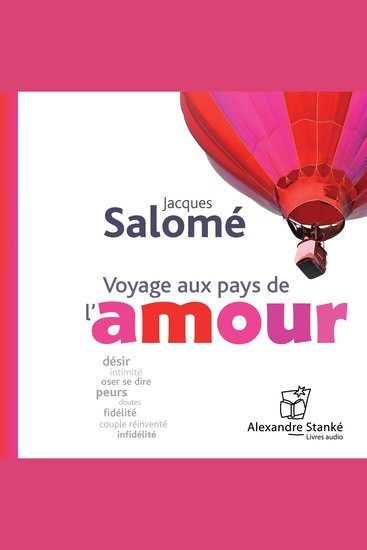 Voyage aux pays de l'amour Trip to the country of love - cover