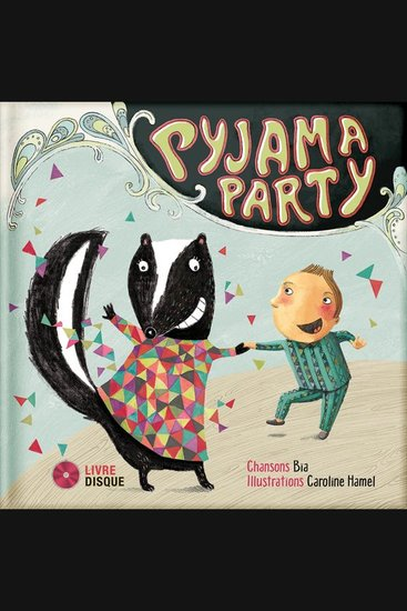 Pyjama Party - cover