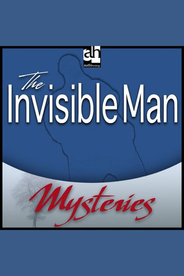 The Invisible Man - A Father Brown Mystery - cover