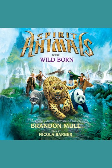 Wildborn - Spirit Animals Book 1 - cover
