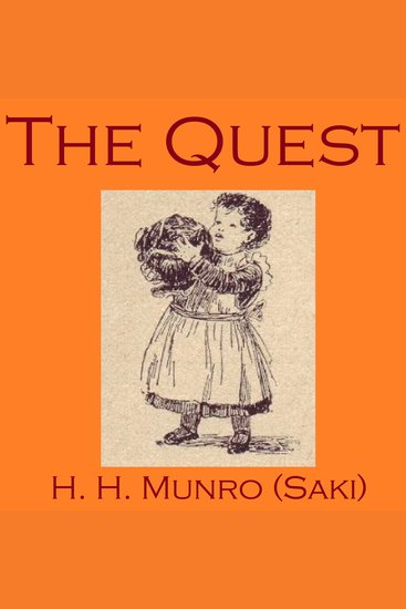 The Quest - cover