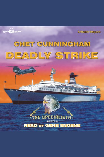 Deadly Strike - cover