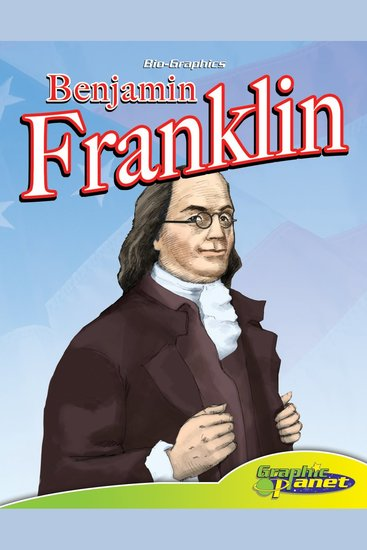 Benjamin Franklin - cover