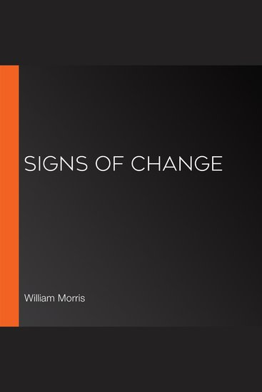 Signs of Change - cover