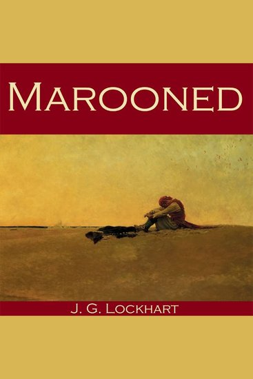 Marooned - cover