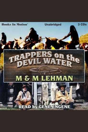 Trappers On The Devil Water - cover