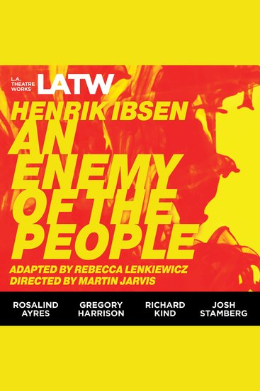Enemy of the People An - cover