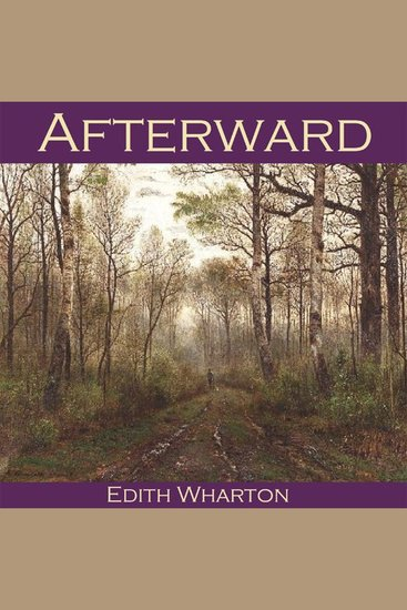 Afterward - cover