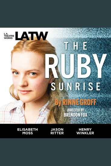 The Ruby Sunrise - cover