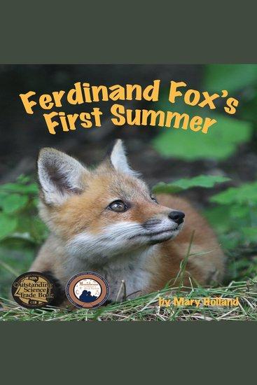 Ferdinand Fox's First Summer - cover