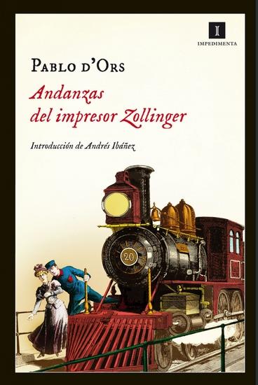 Andanzas del impresor Zollinger - cover