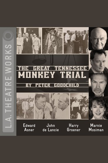 The Great Tennessee Monkey Trial - cover