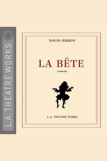 La Bete - cover