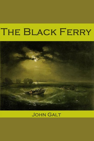 The Black Ferry - cover