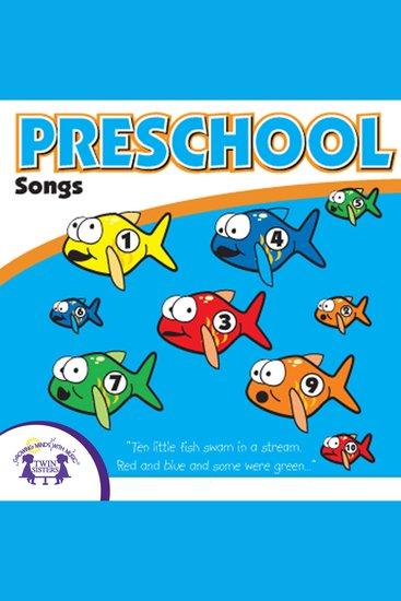 Preschool Songs Vol 1 - cover